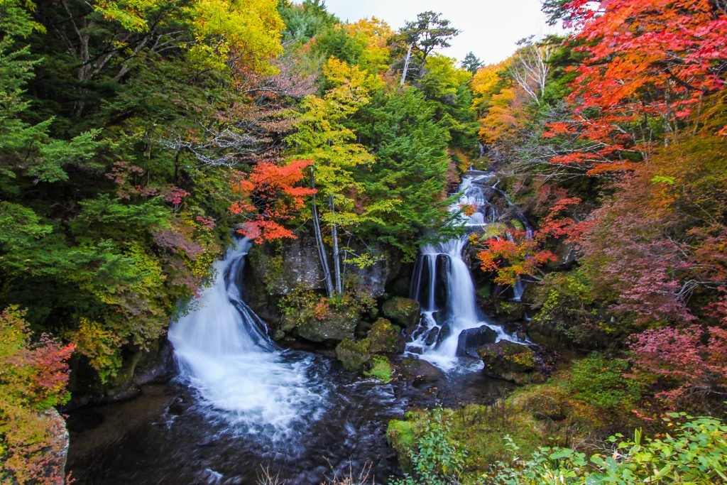Ryuzu Falls Private Package Tour
