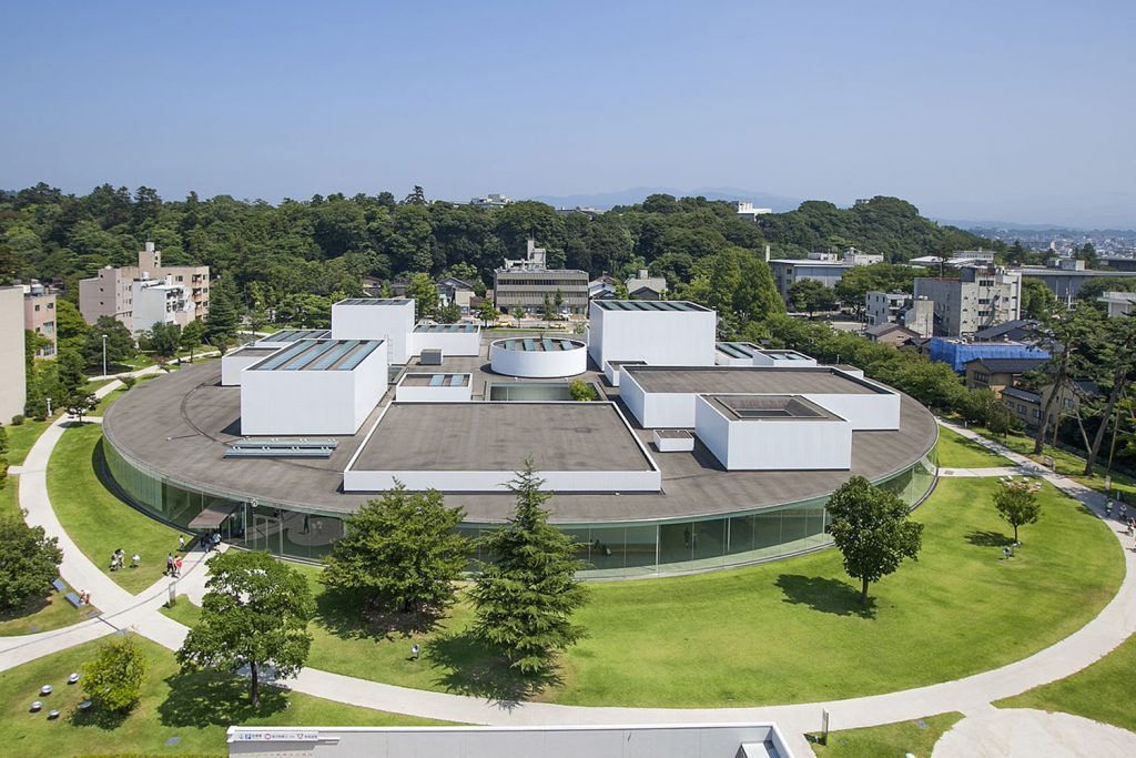 21st Century Museum of Contemporary Art Kanazawa Private Package Tour