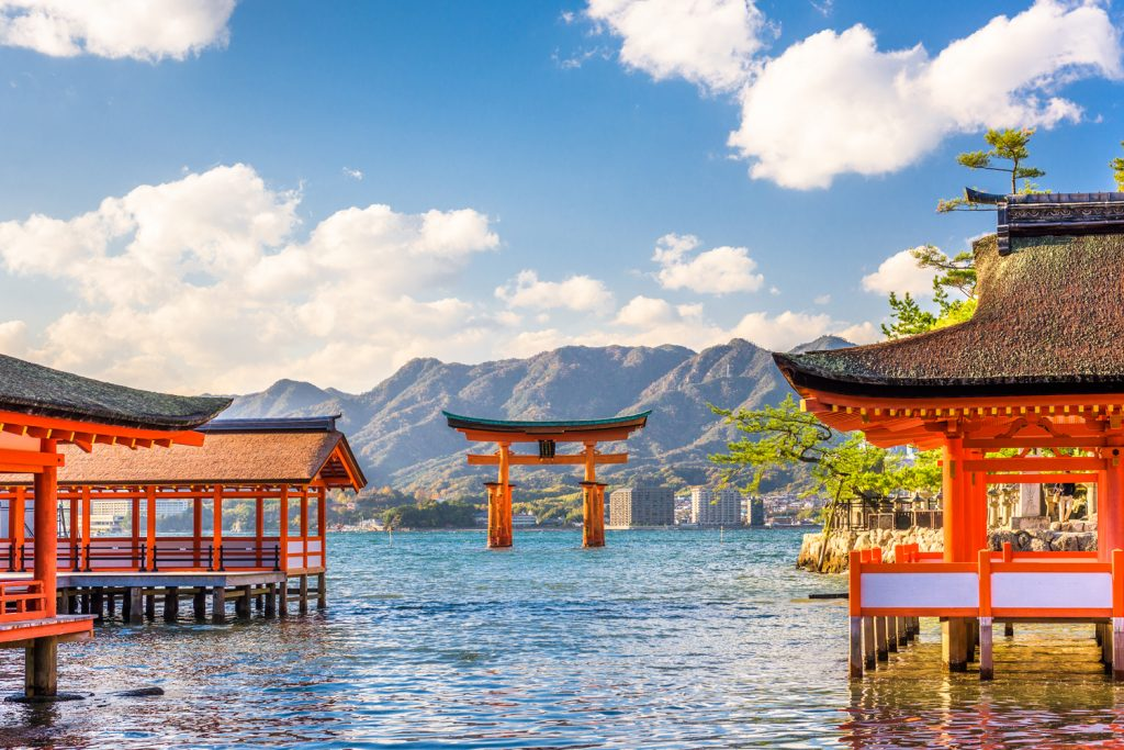 Itsukushima Private Package Tours