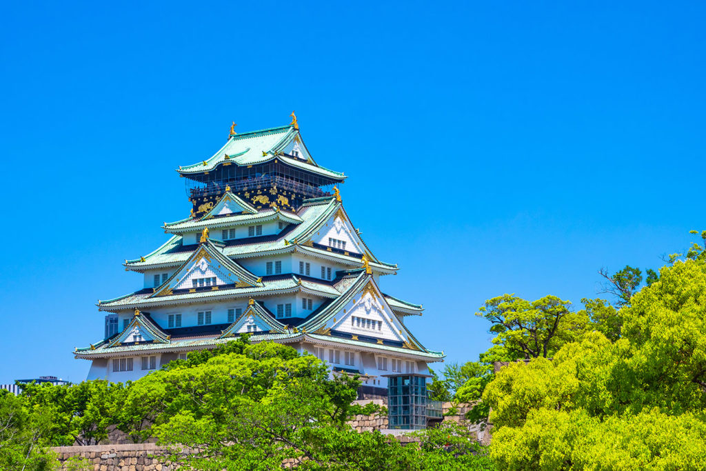 Osaka Castle Private Package Tour