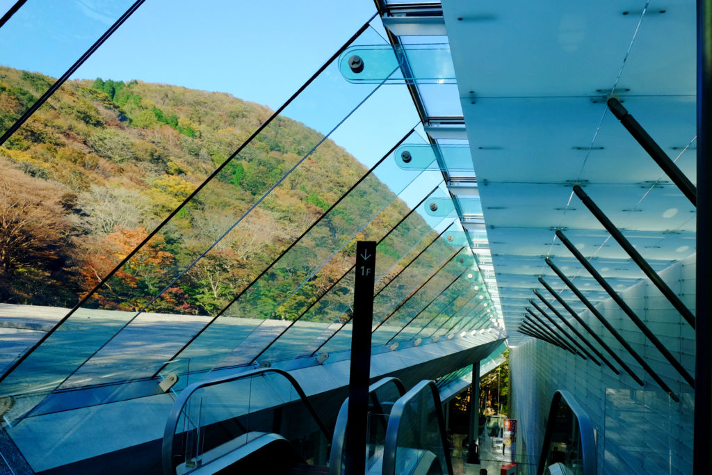 Pola Museum of Art Hakone Private Package Tour