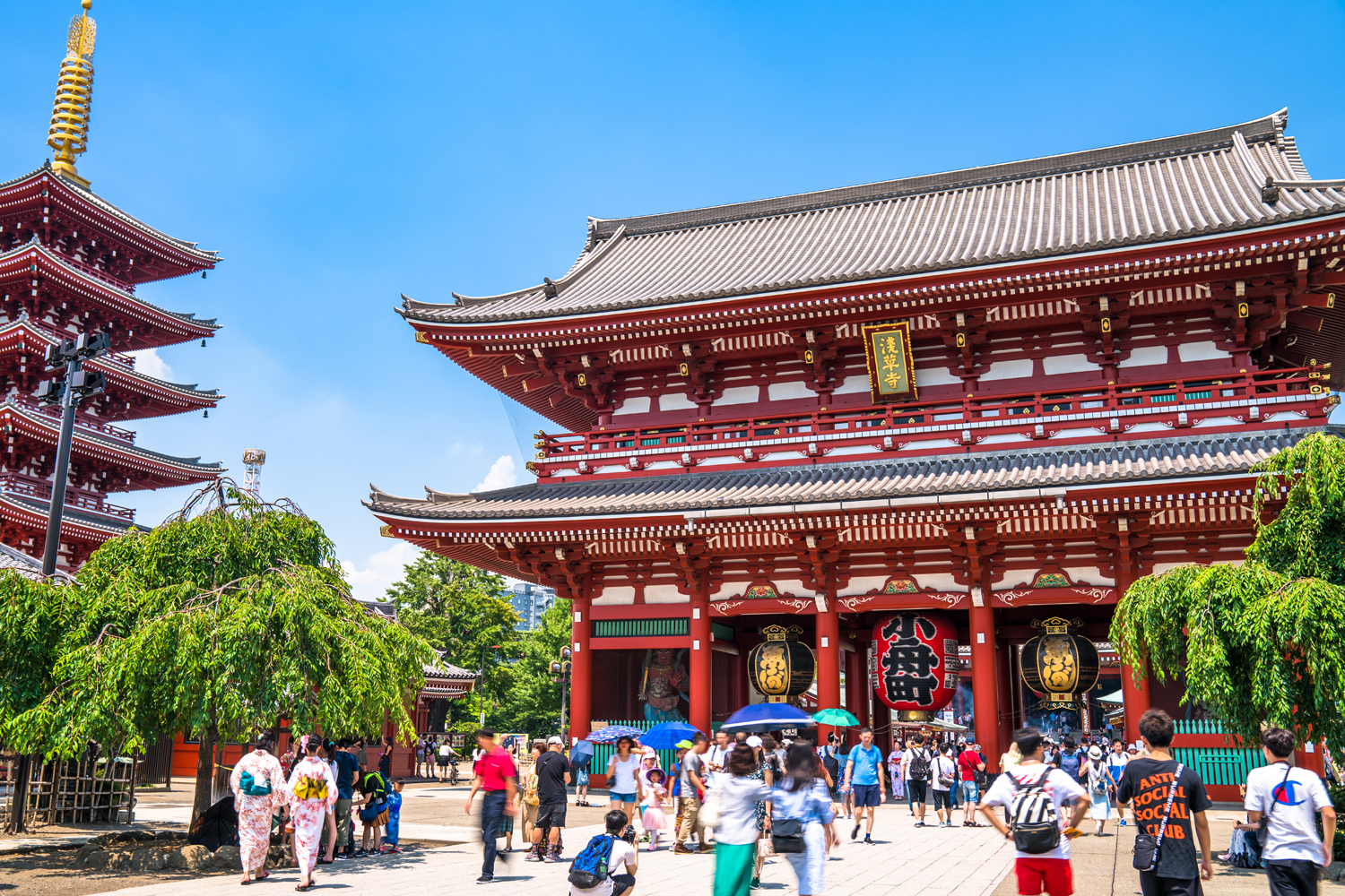 Sensoji Private Package Tour