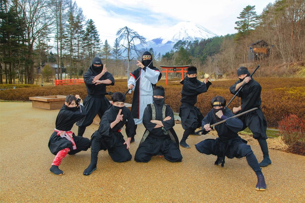 Shinobi no Sato Ninja Village Private Package Tour