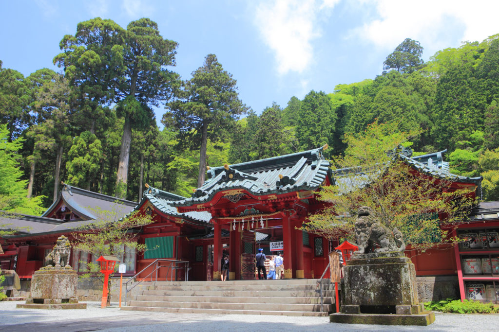 Hakone Shrine Private Package Tour