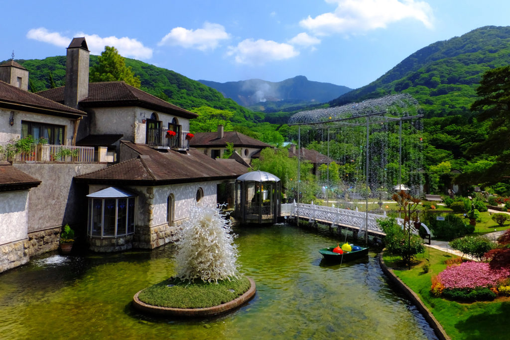 Hakone Venetican Glass Museum Private Package Tour