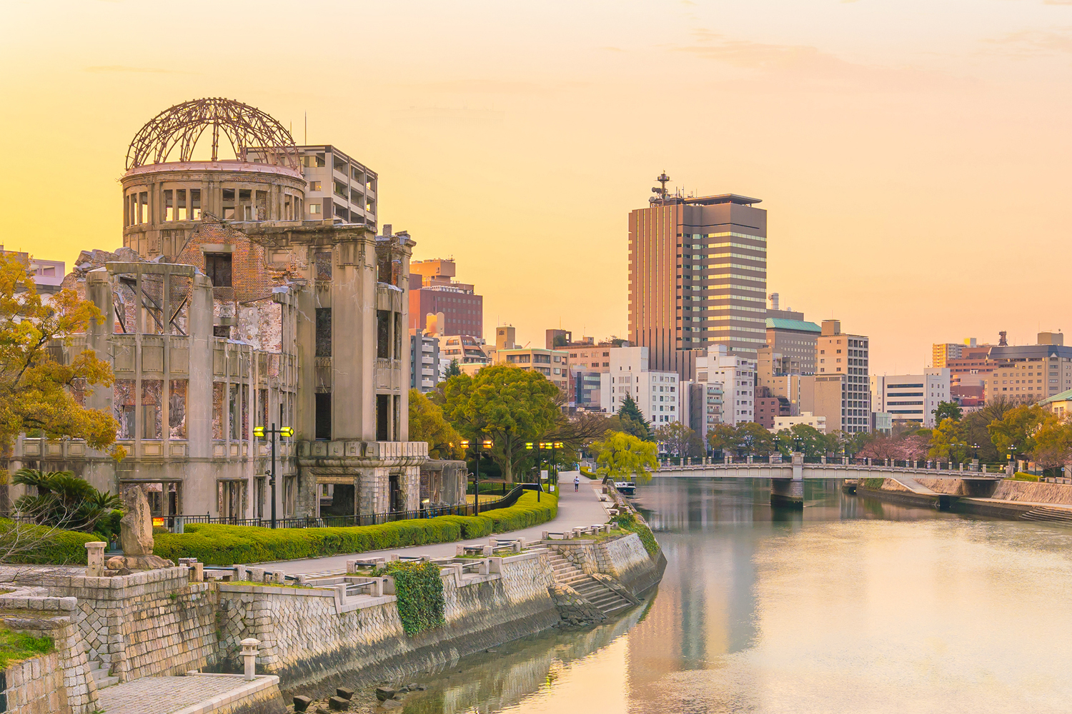 Discover Hiroshima Private Package Tour