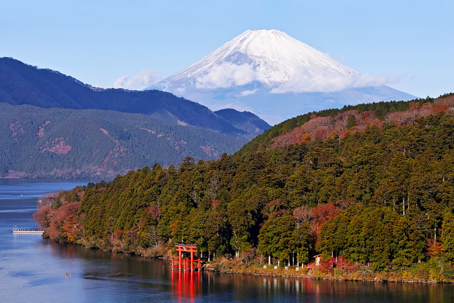 Relaxing Hakone Private Package Tour