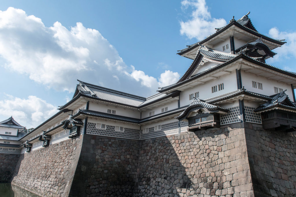 Kanazawa Castle Private Package Tour