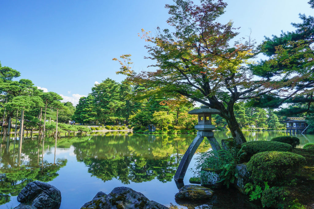 Kenrokuen Private Package Tour