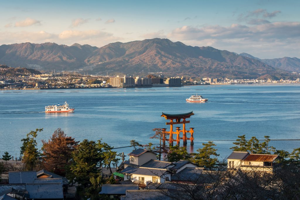 Miyajima Ferry Private Package Tour