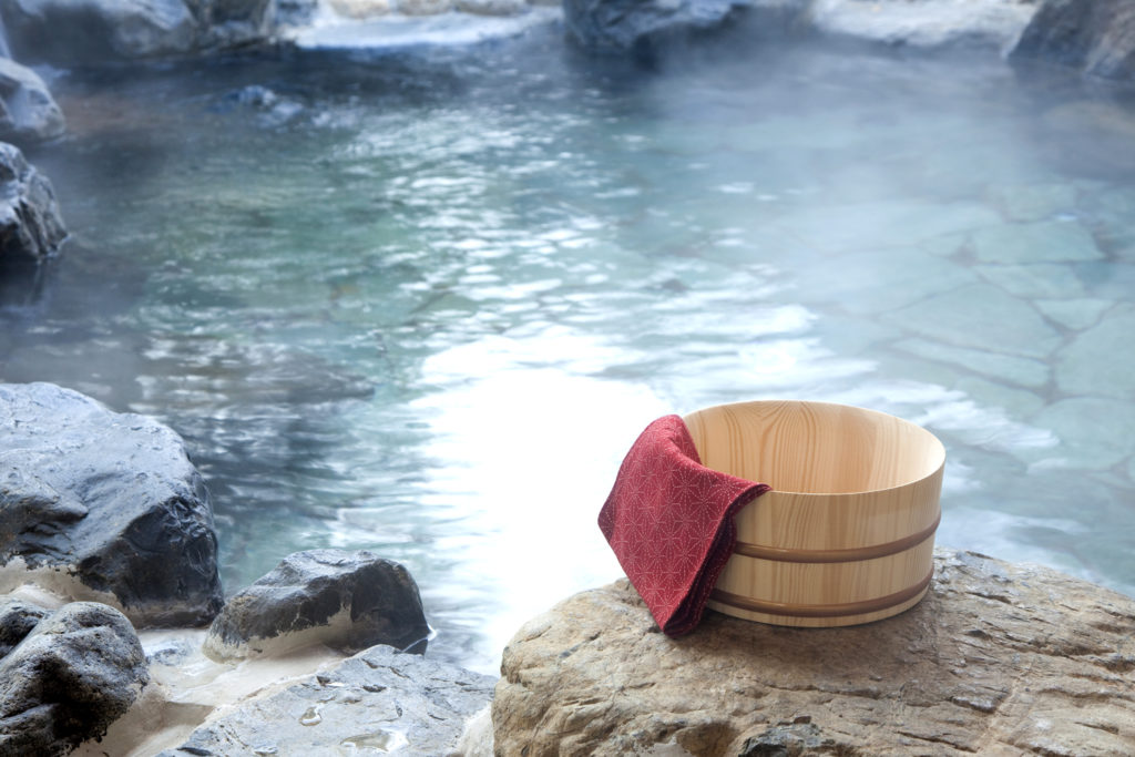 Hokane Traditional Onsen Private Package Tour