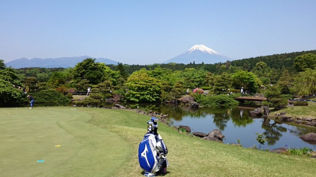 Fuji Golf Escape Grand Fields Country Club Private Package Tour