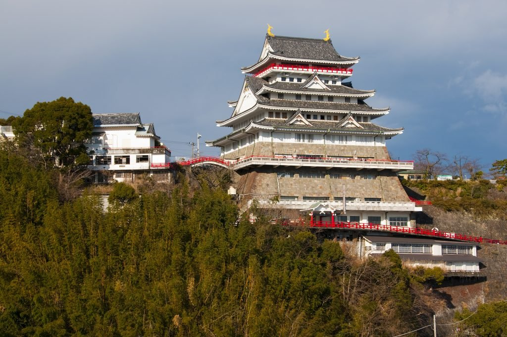 Fuji Golf Holiday Atami Castle Private Package Tour