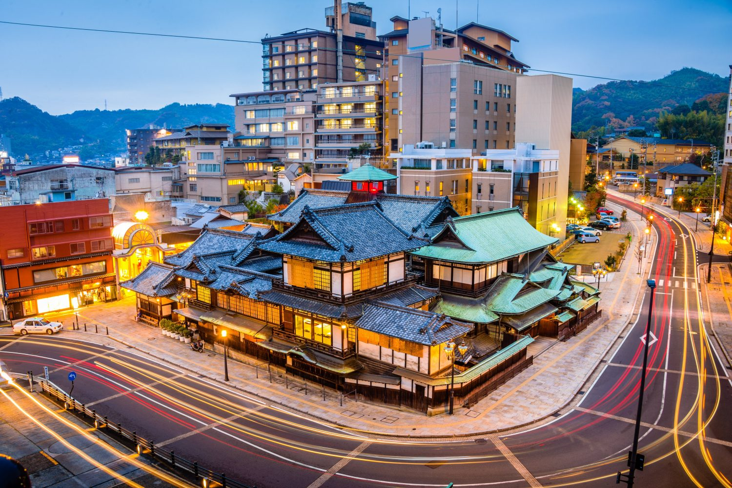 Experience The Oldest Onsen Private Package Tour