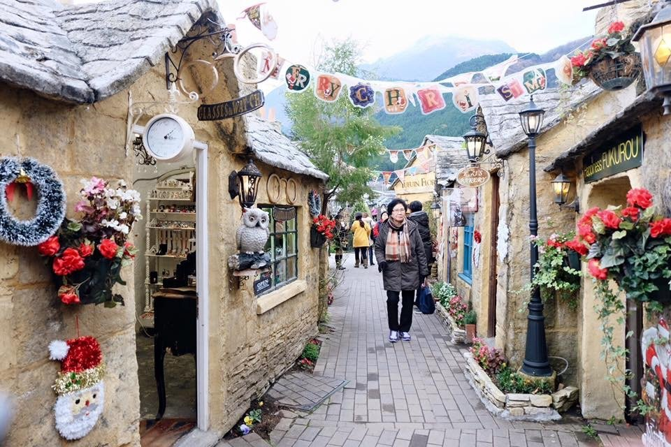 Yufuin Day Trip Yufuin Floral Village Private Package Tour