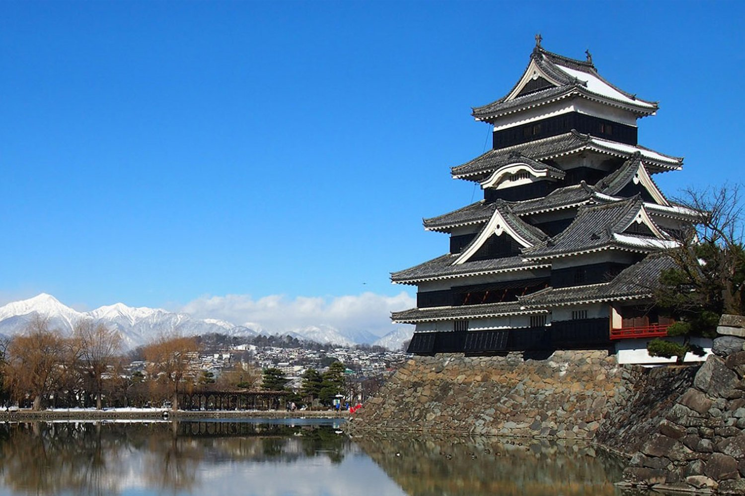 Matsumoto Castle Private Package Tours