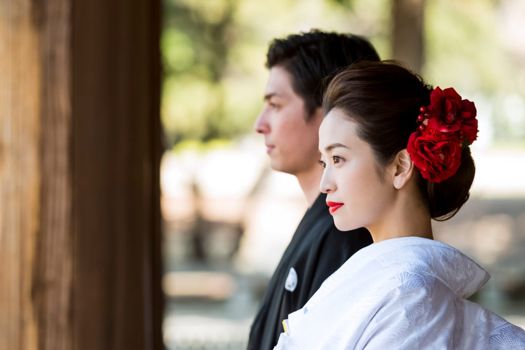 Pre-wedding Session in Tokyo Private Package Tour