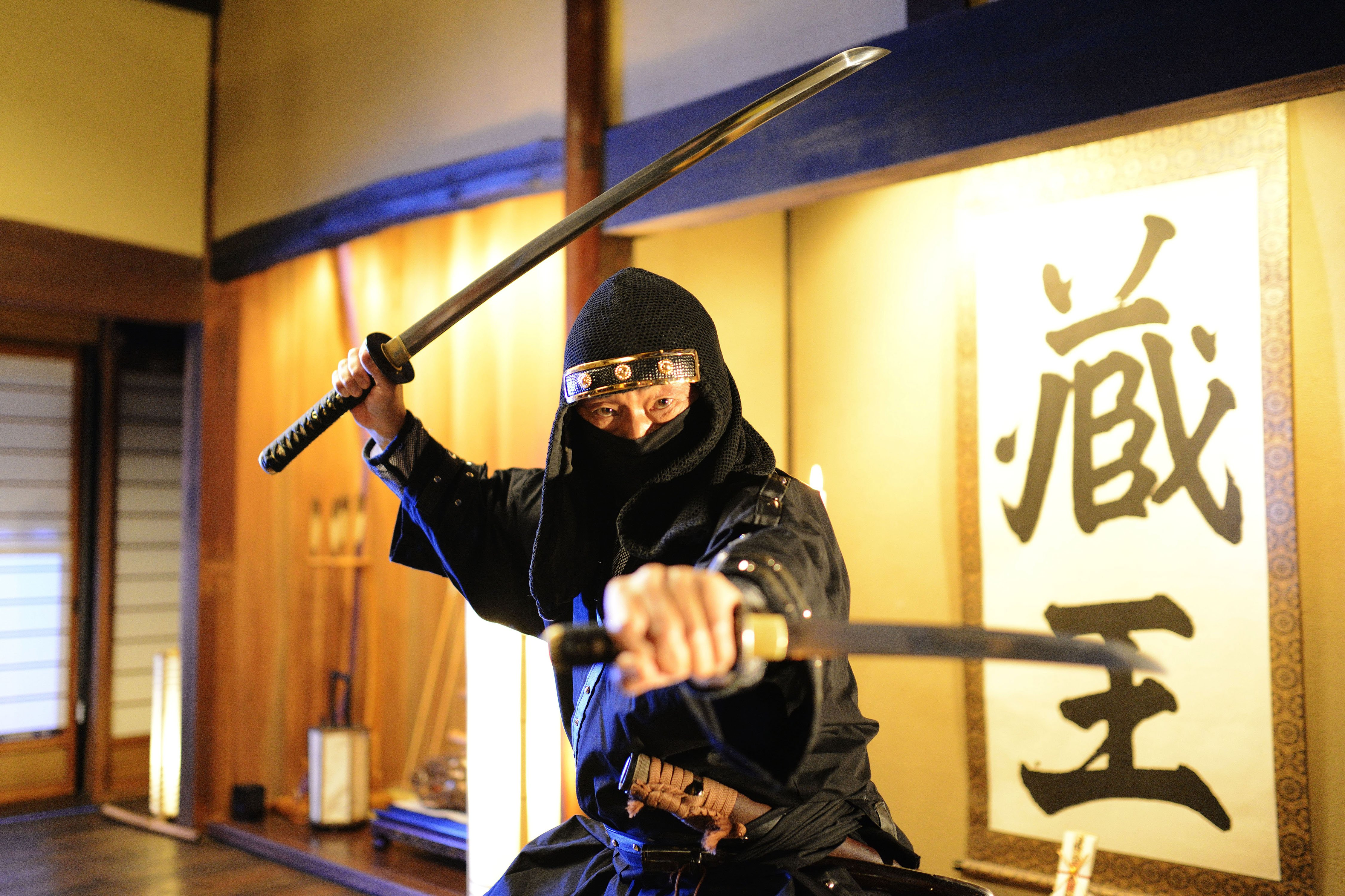 The Ninja Tales Private Package Tour