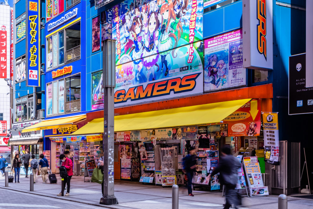 Akihabara Gamers Private Package Tour