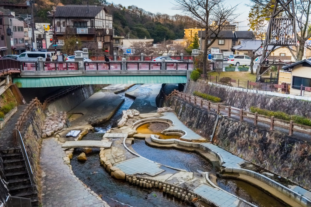 Arima Onsen Private Package Tour