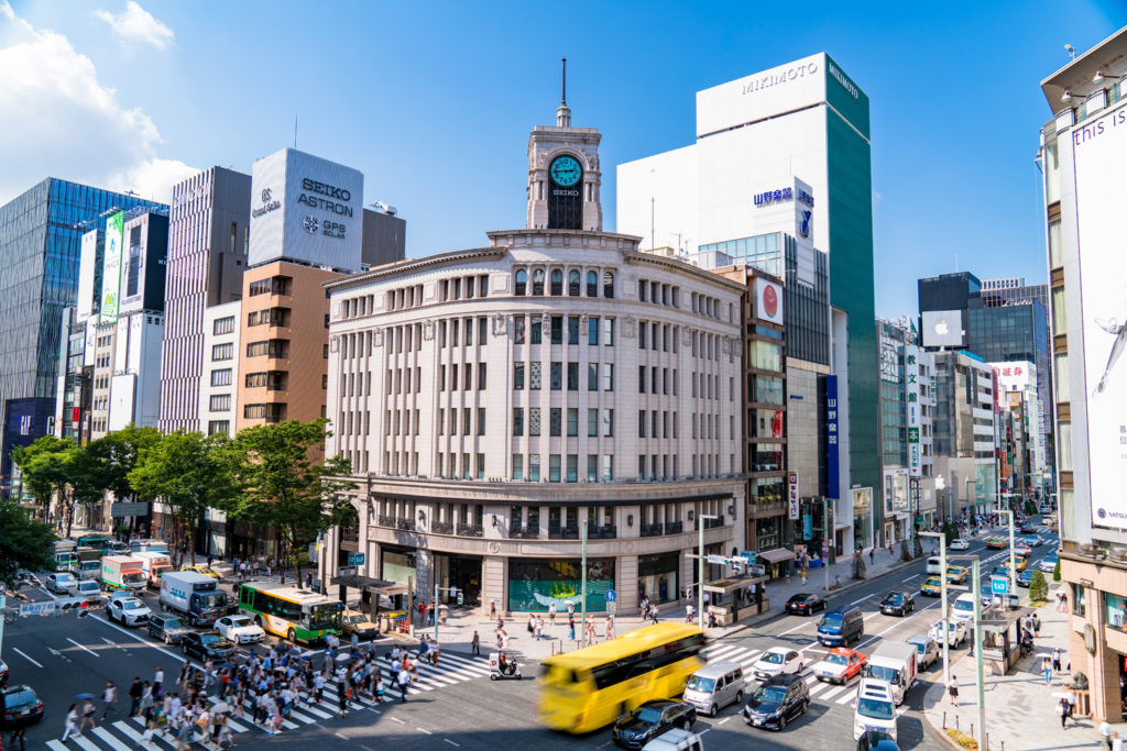Ginza Private Package Tour