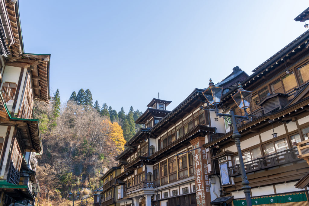 Ginzan Onsen Private Package Tour