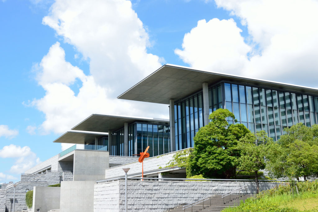 Hyogo Prefectural Museum of Art Private Package Tour