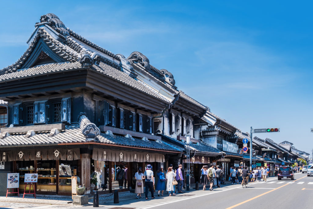 Kawagoe Private Package Tour