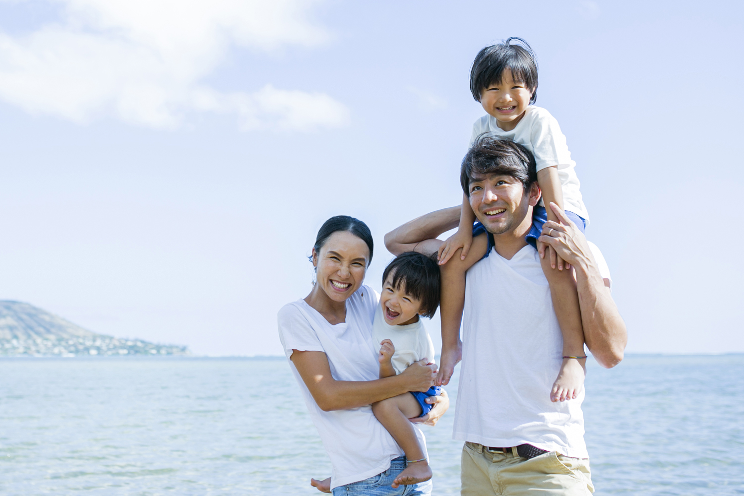 Okinawa with kids private package tour