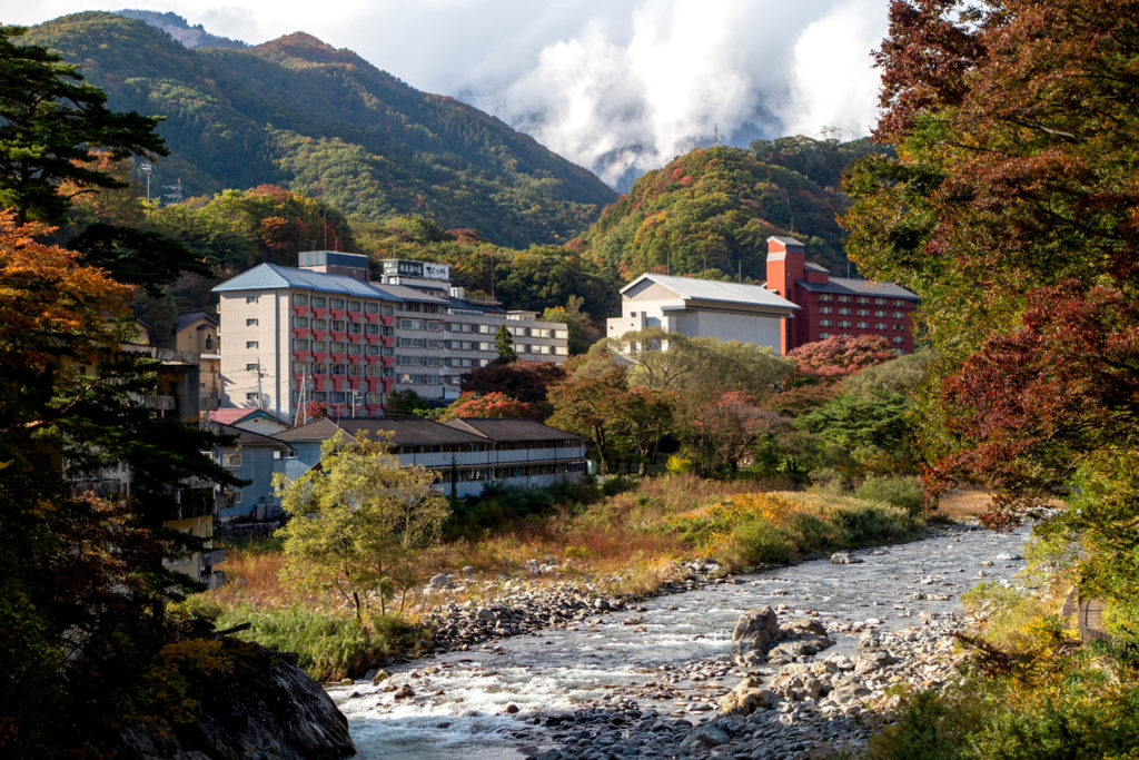 The Beauty of Minakami Onsen Private Package Tour