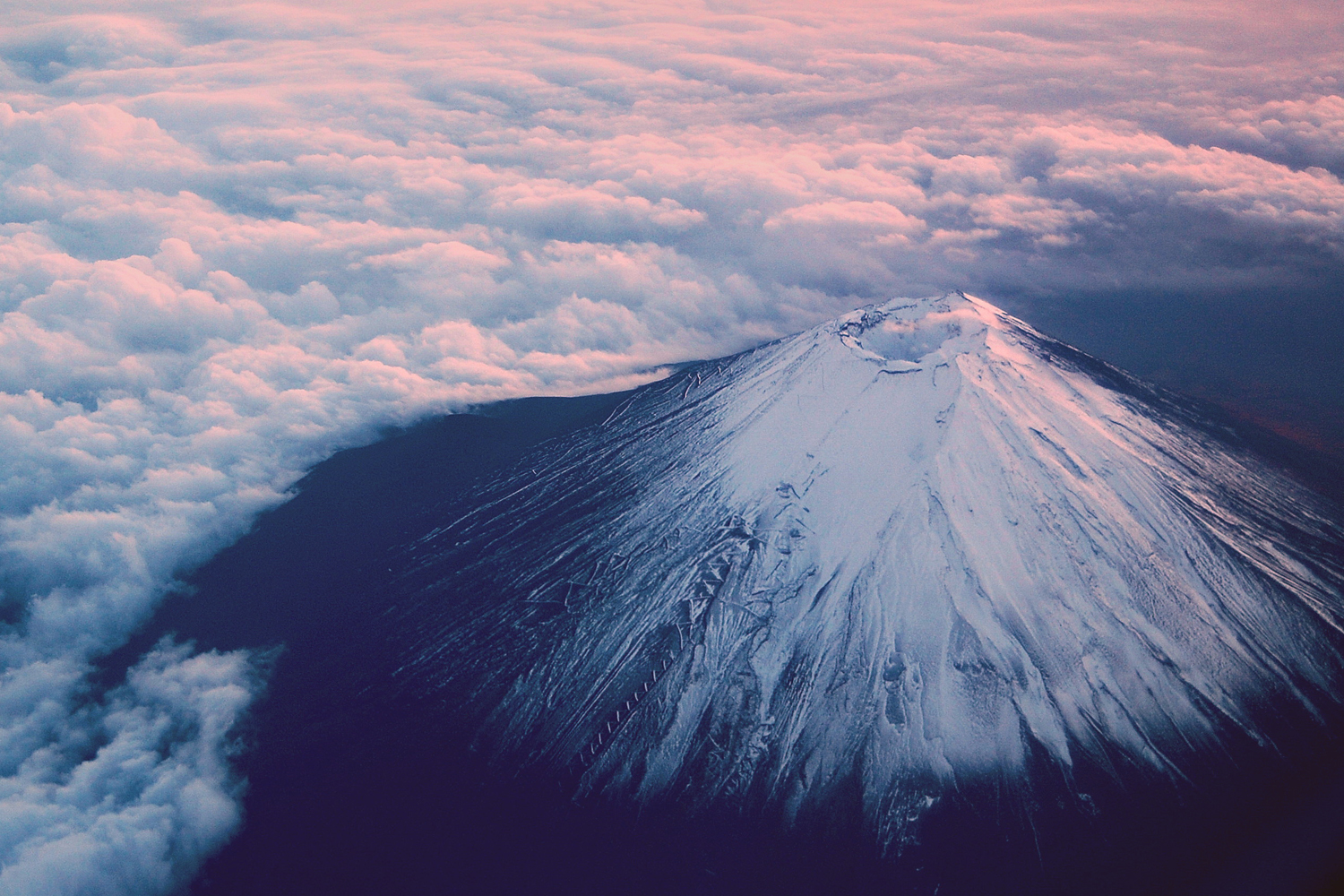 Mount Fuji by Air Private Package Tour Kodiak 100