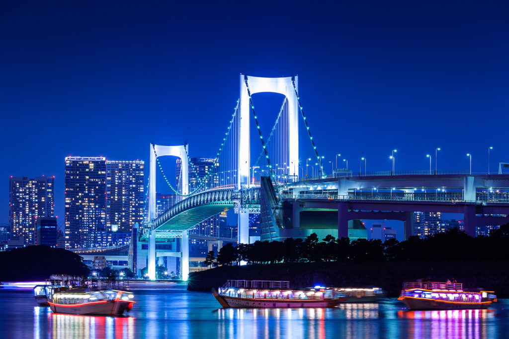 Odaiba Private Package Tour