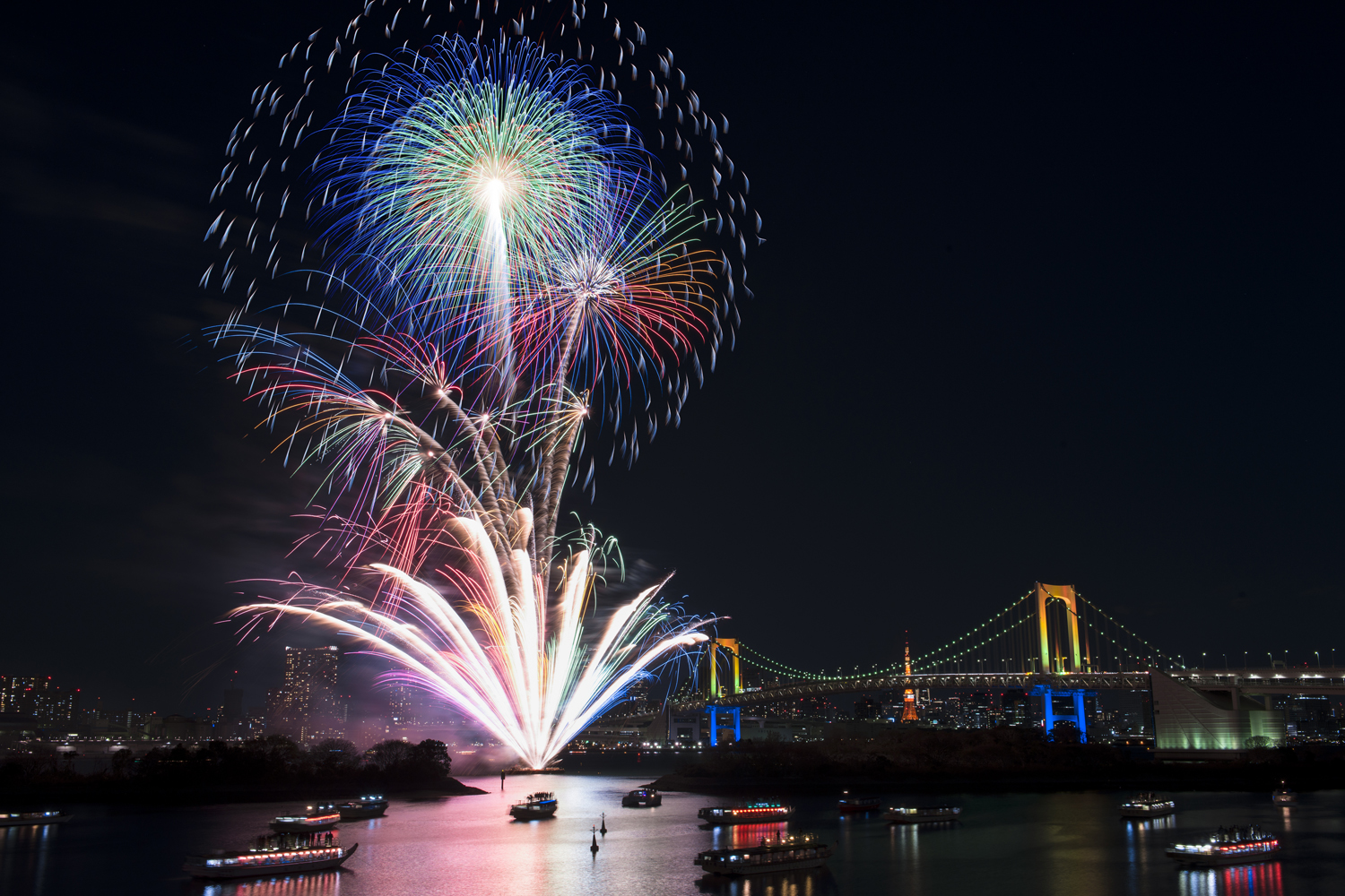 Tokyo Fireworks Festival Private Package Tour