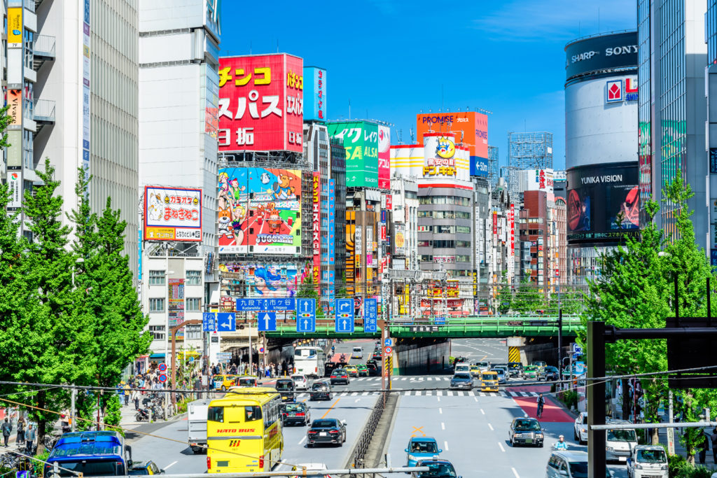 Shinjuku Private Package Tour