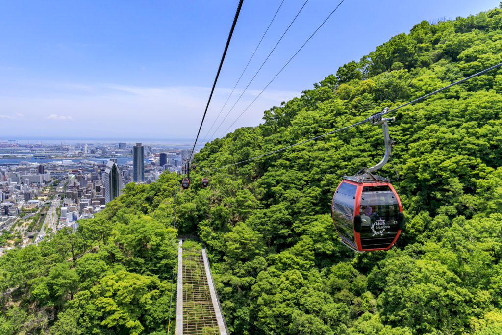 Shinkobe Ropeway Private Package Tour