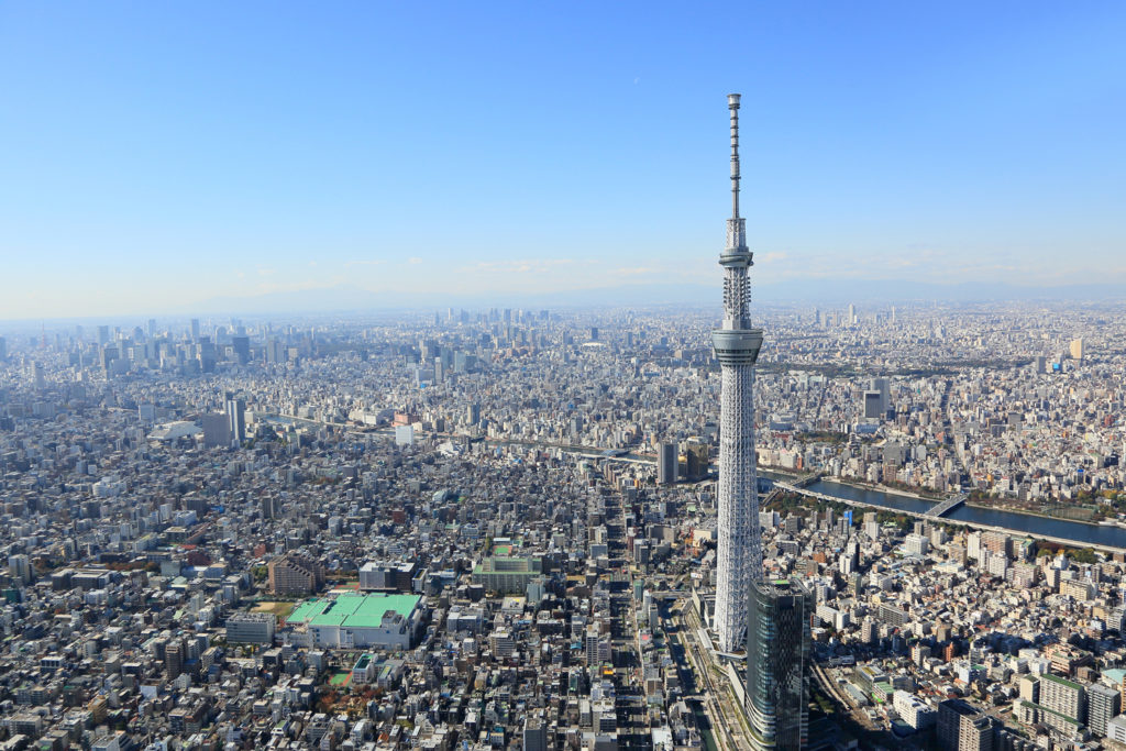 Tokyo Skytree Private Package Tour