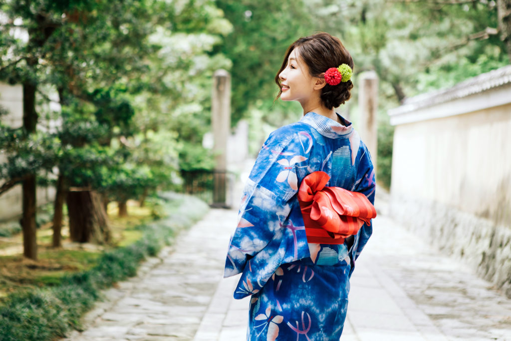 Yukata Summer Private Package Tour