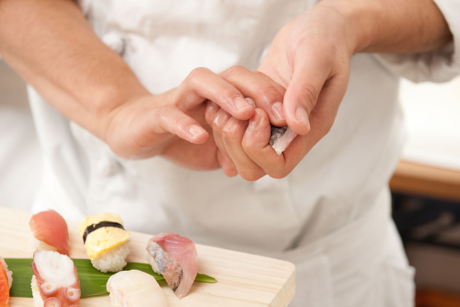 Premium Sushi Making Private Package Tour