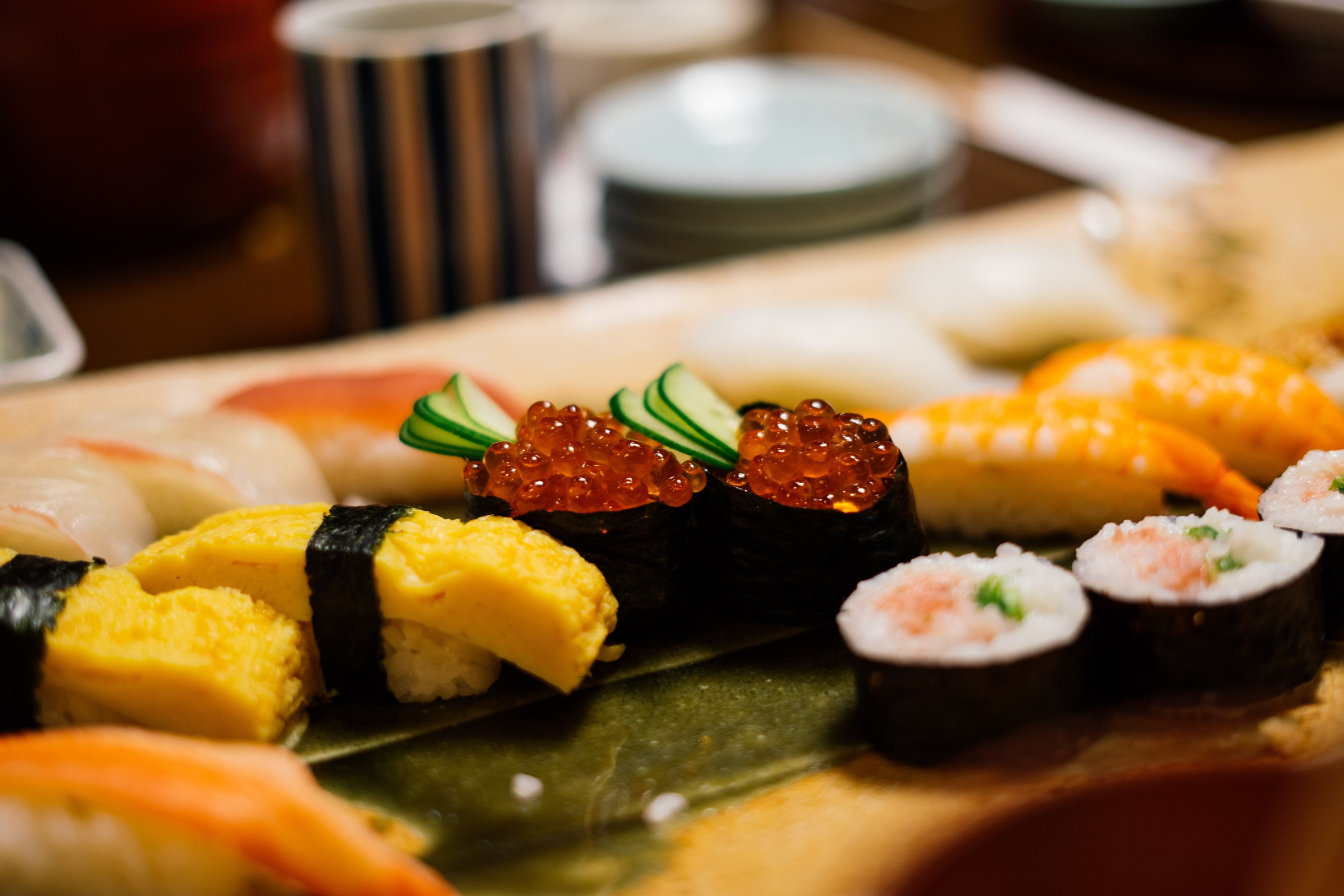 Tokyo Sushi Insider Workshop Private Package Tour