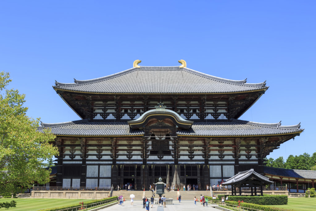 Todaiji Private Package Tour