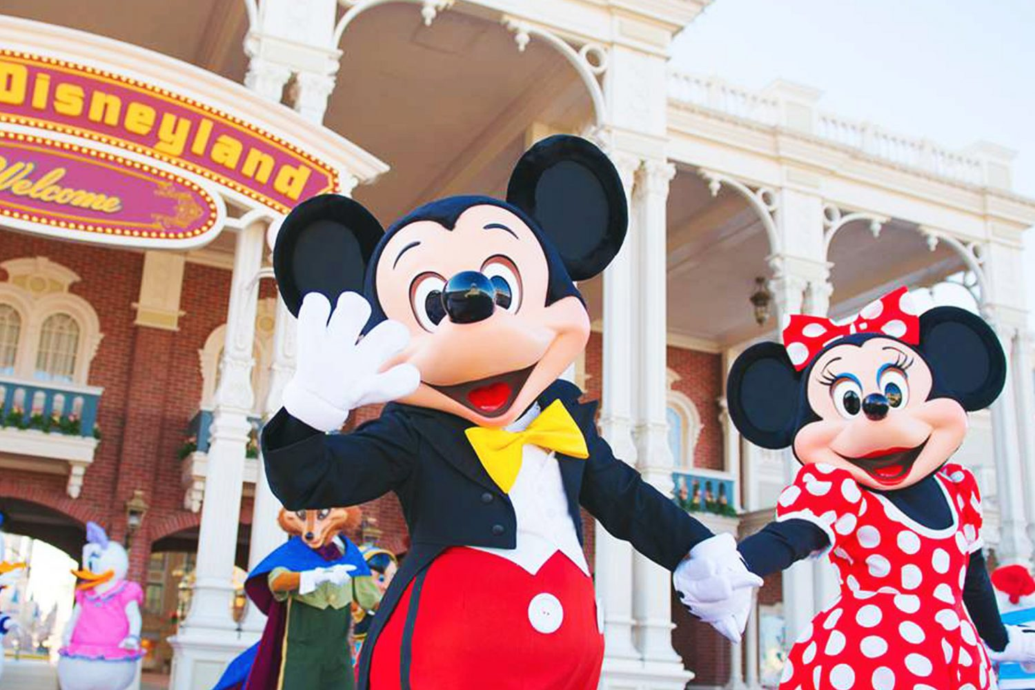 Two Days Disneyland Disneysea Private Package Tour