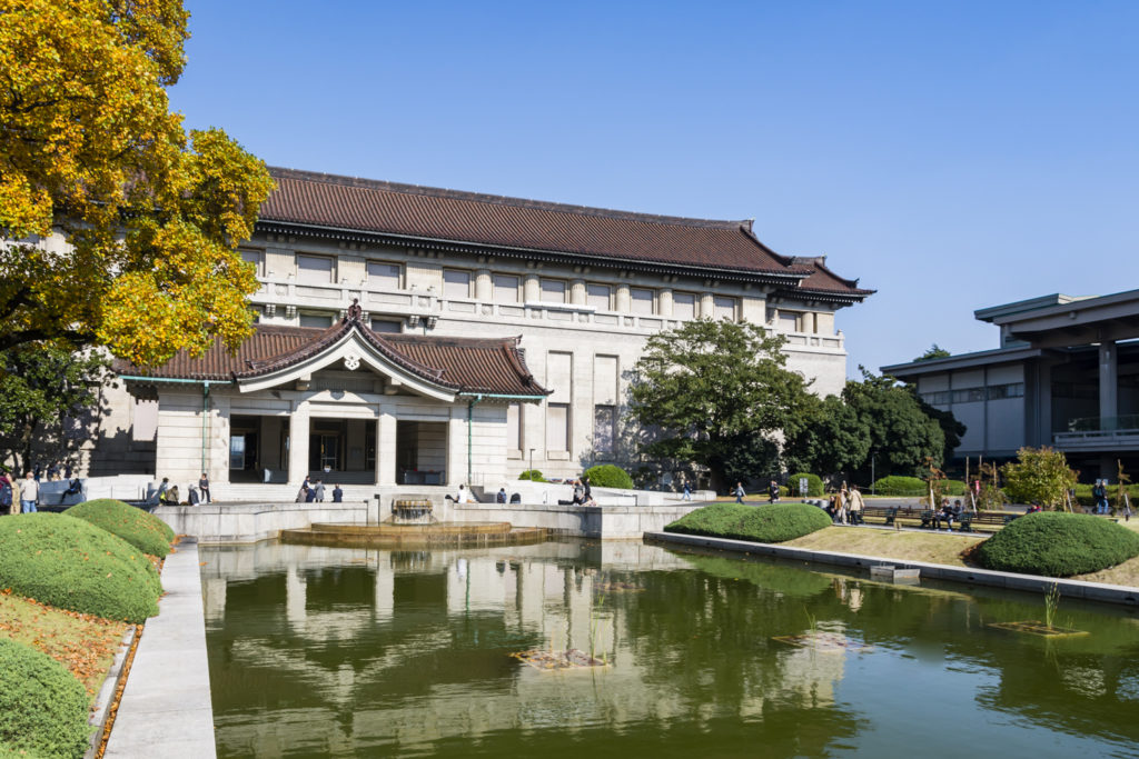 Tokyo National Museum Private Package Tour