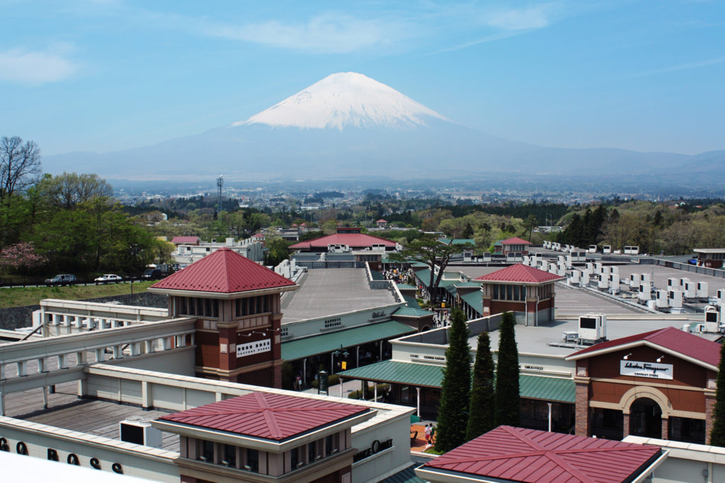 Gotemba Premium Outlet Private Package Tour