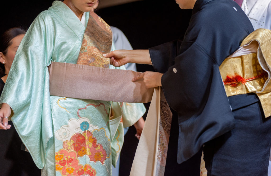 Kimono Dressing Experience Japanese Culture Private Package Tour