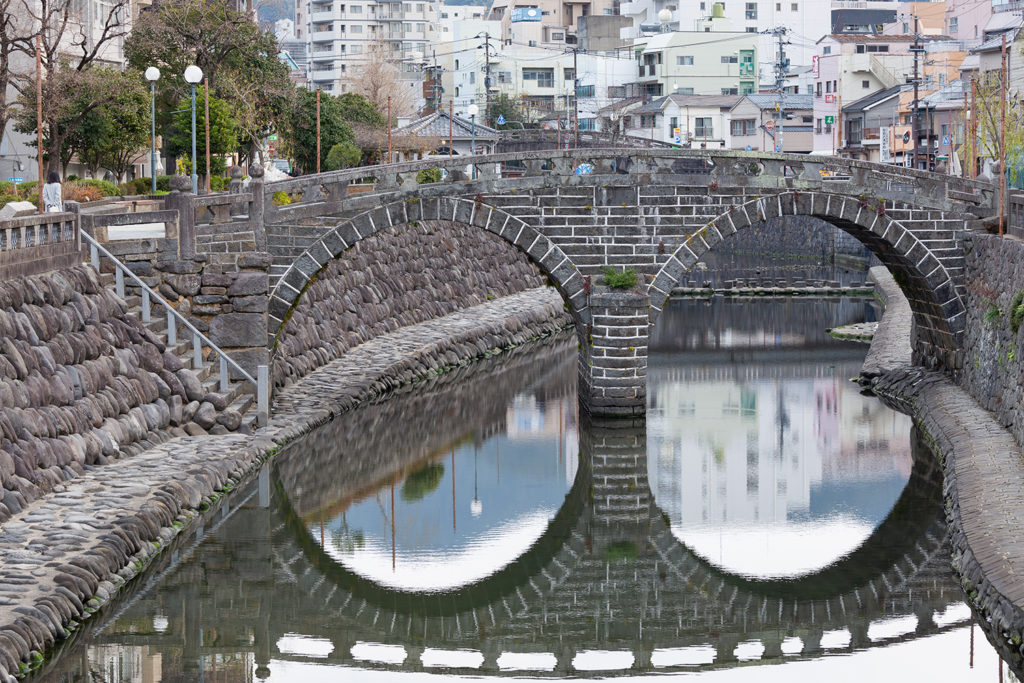 Spectacles Bridge Historical Nagasaki Private Package Tour