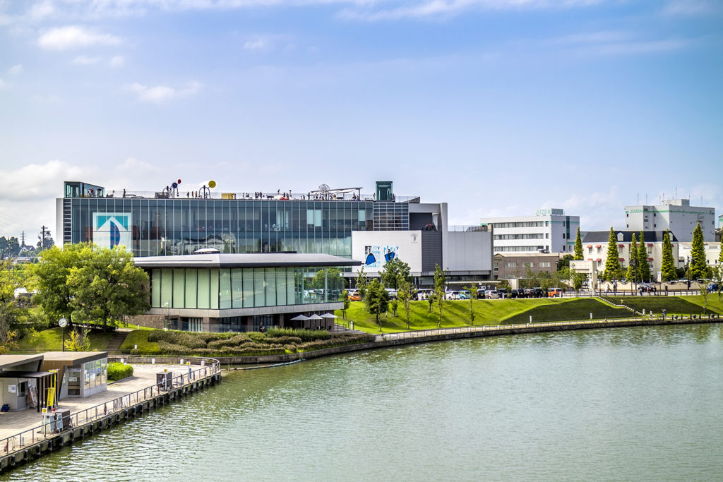 Toyama Prefectural museum of art and design Explore Toyama Private Package Tour