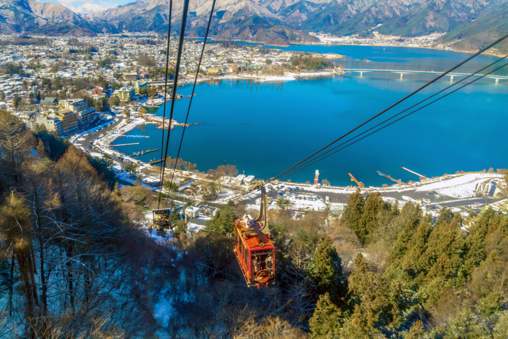 Kachi-Kachi Ropeway Private Package Tour