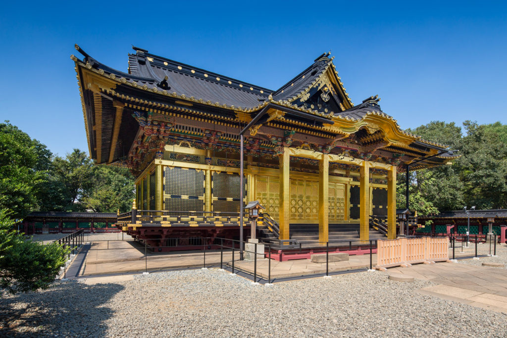Ueno Toshogu Shrine Discover Historical Sites in Tokyo Private Package Tour