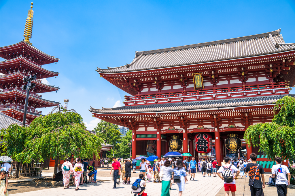 Sensoji Experience Japanese Culture Private Package Tour