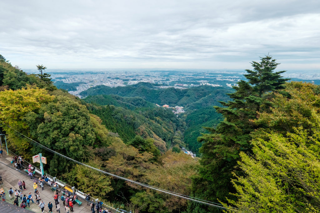 Mount Takao Hiking Private Package Tour